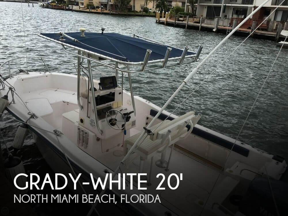Jet Ski Dealer Miami Beach >> For Sale: Used 1996 Grady-white 209 Escape In North Miami Beach Florida   Boats For Sale # 2398315