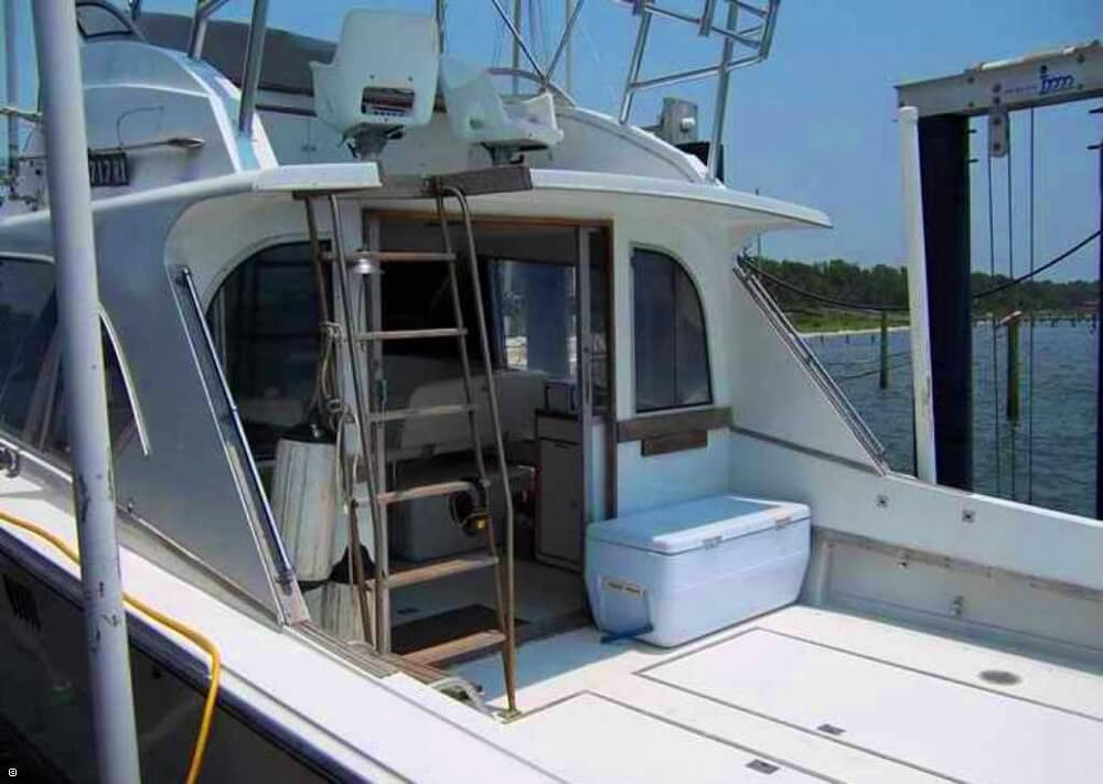 1985 Magnum Marine 380 Flybridge SF - Photo #16