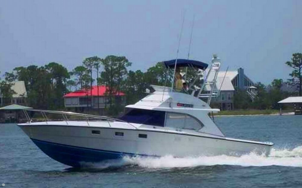 1985 Magnum Marine 380 Flybridge SF - Photo #6
