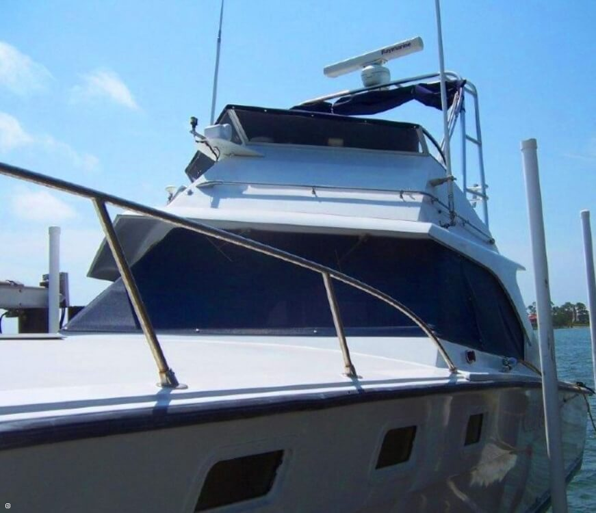 1985 Magnum Marine 380 Flybridge SF - Photo #8