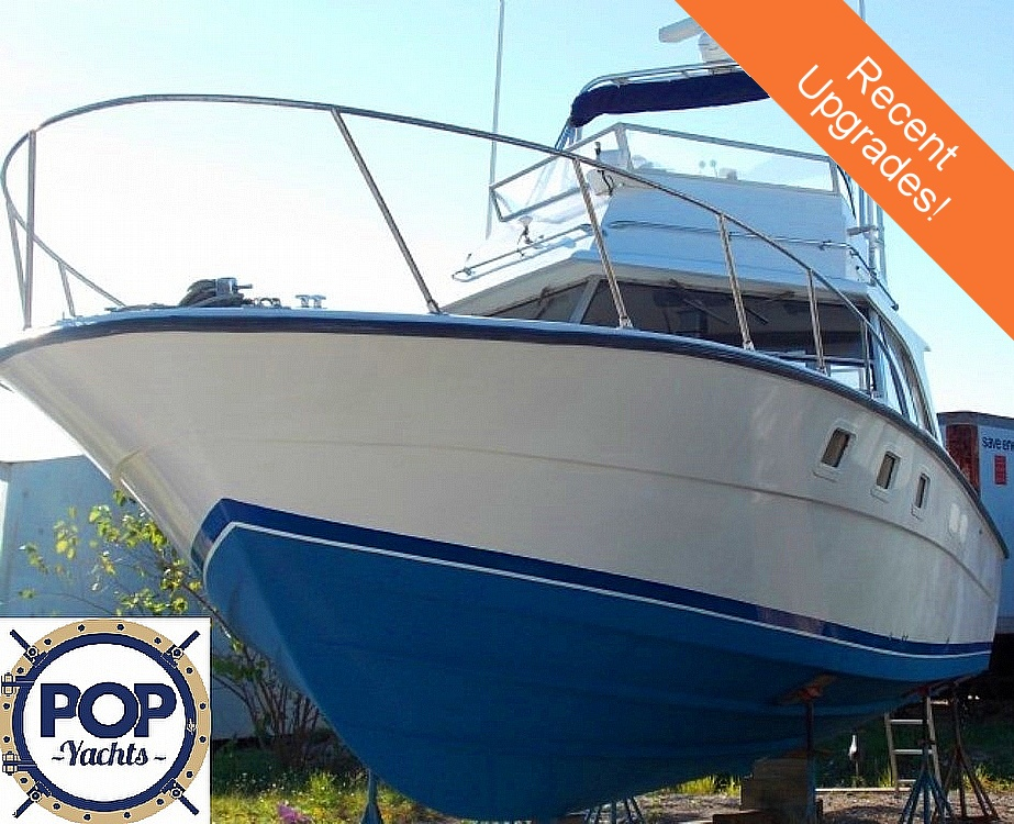1985 Magnum Marine 380 Flybridge SF - Photo #2