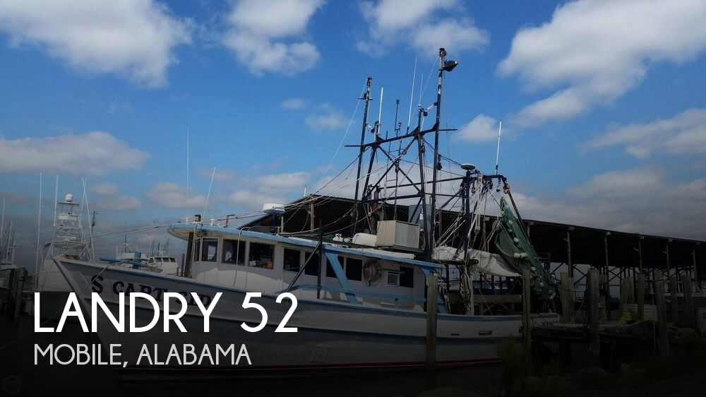 Used Boats For Sale in Pensacola, Florida by owner | 1988 Landry 52