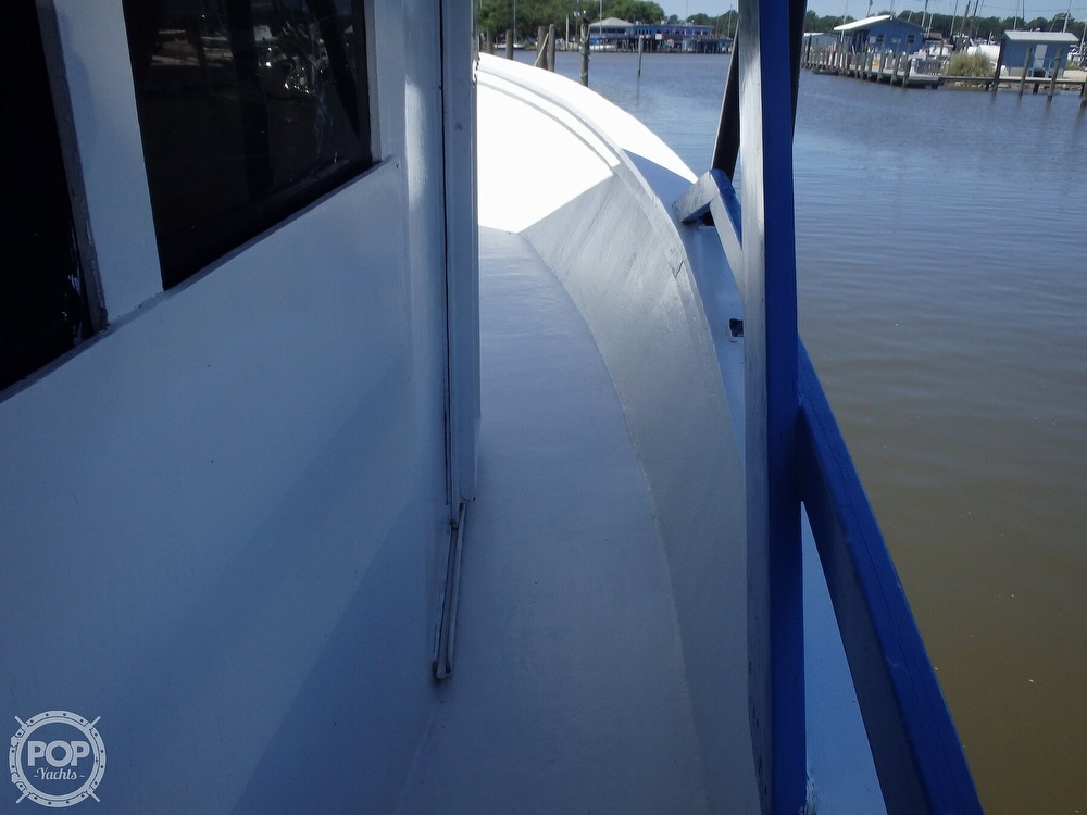 1988 Landry boat for sale, model of the boat is 52 & Image # 5 of 40