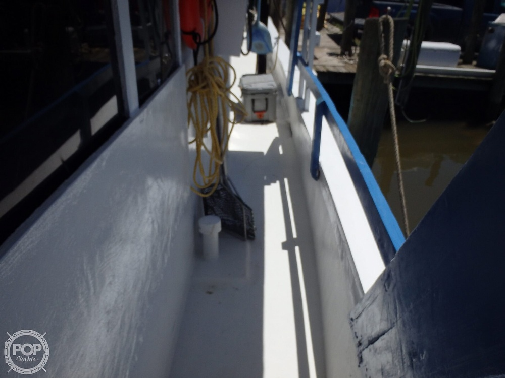 1988 Landry boat for sale, model of the boat is 52 & Image # 13 of 40