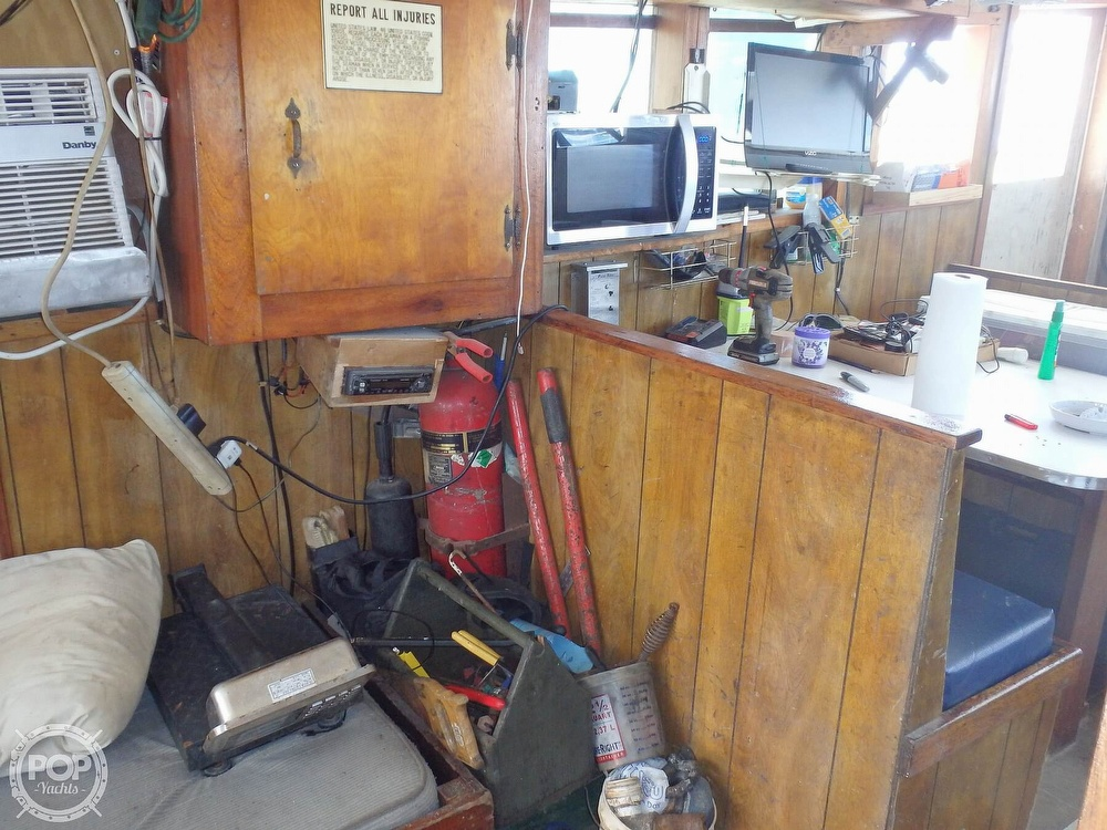 1988 Landry boat for sale, model of the boat is 52 & Image # 24 of 40
