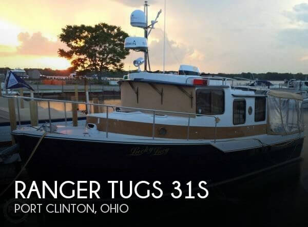 2015 RANGER TUGS 31S for sale