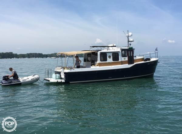 2015 Ranger Tugs boat for sale, model of the boat is 31S & Image # 3 of 40