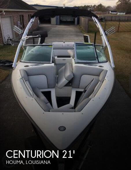 Used Centurion Boats For Sale by owner | 2007 Centurion 21