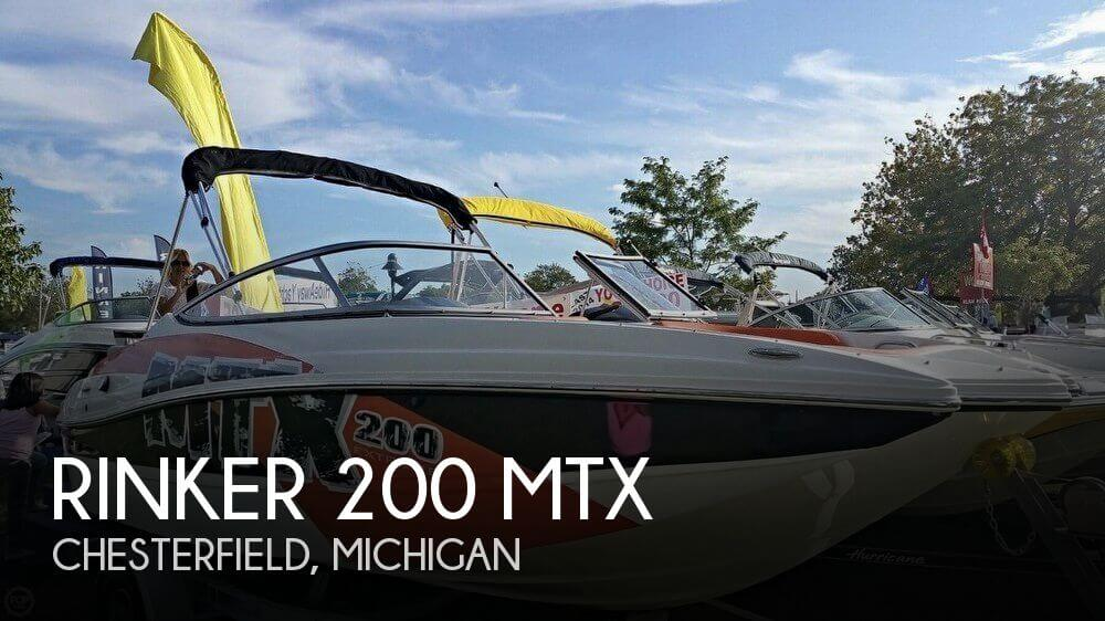 Used Rinker Boats For Sale in Michigan by owner | 2015 Rinker 21
