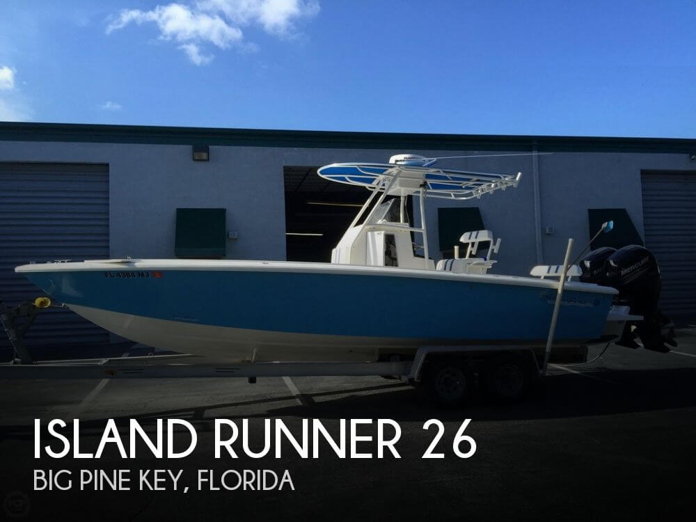 Used Island Runner Boats For Sale by owner | 2004 Island Runner 26