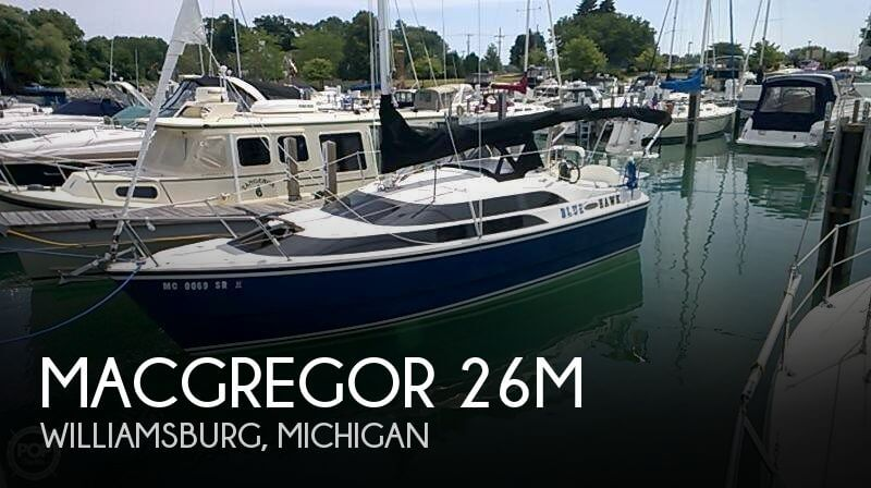 Used MacGregor Sailboats For Sale by owner | 2005 MacGregor 25