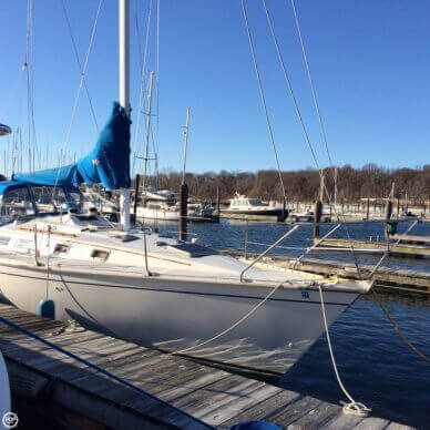 Hunter 34, 34', for sale - $13,900