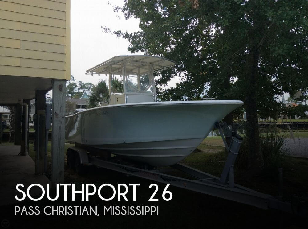 Used Boats For Sale in Gulfport, Mississippi by owner | 2005 Southport 26