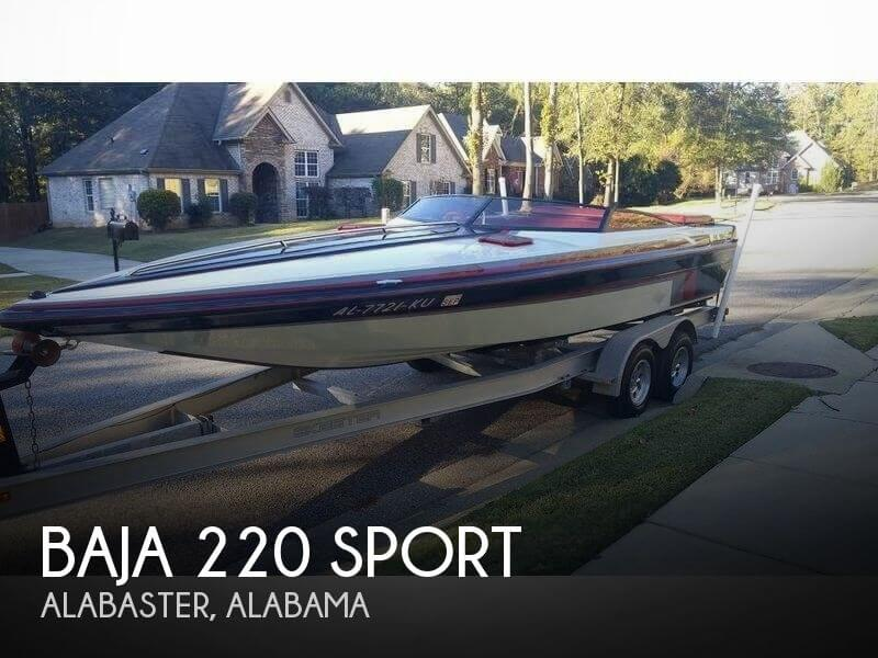 Used Boats For Sale in Montgomery, Alabama by owner | 1985 Baja 22