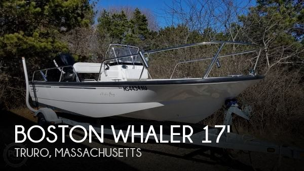 Used Boston Whaler 17 Boats For Sale by owner | 2007 Boston Whaler 17