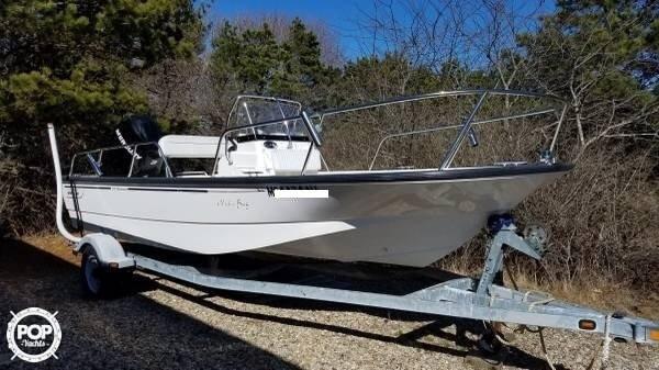 Used 2007 Boston Whaler 170 Montauk For Sale
