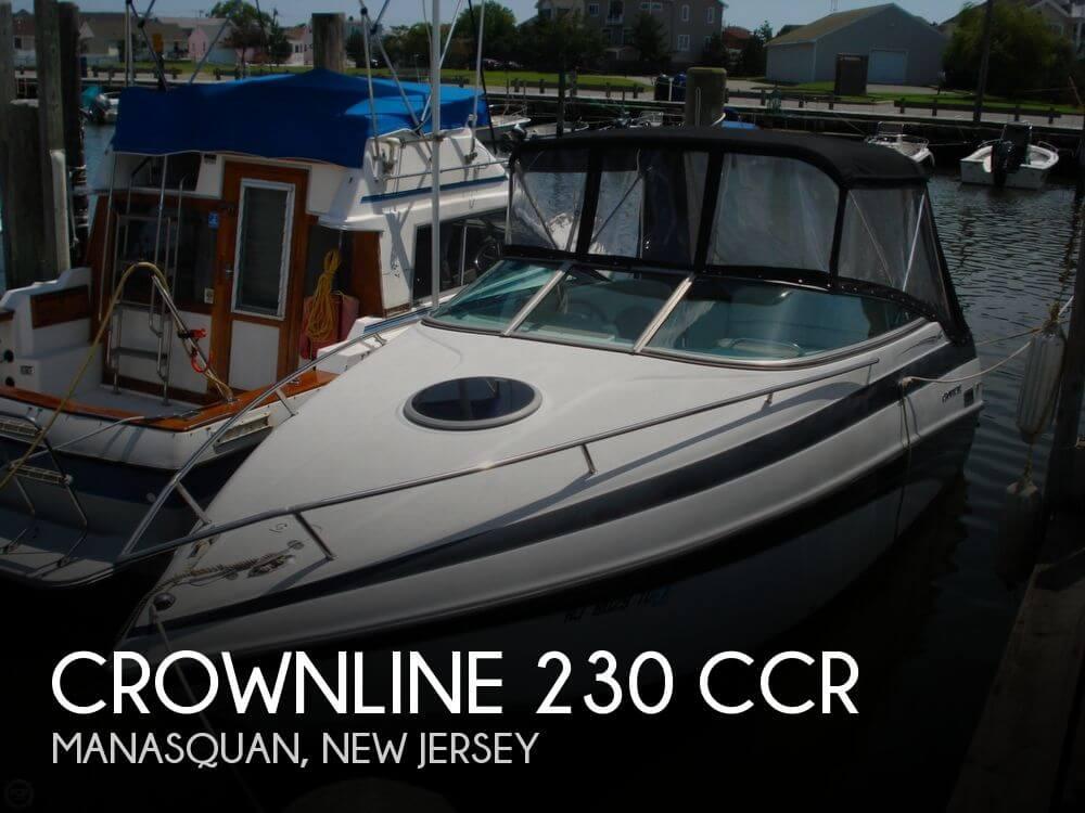 2003 Crownline 230 CCR - Photo #1