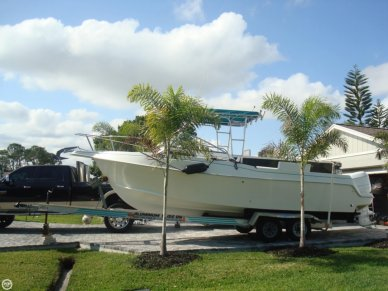 Aquasport Explorer 245, 24', for sale - $17,500