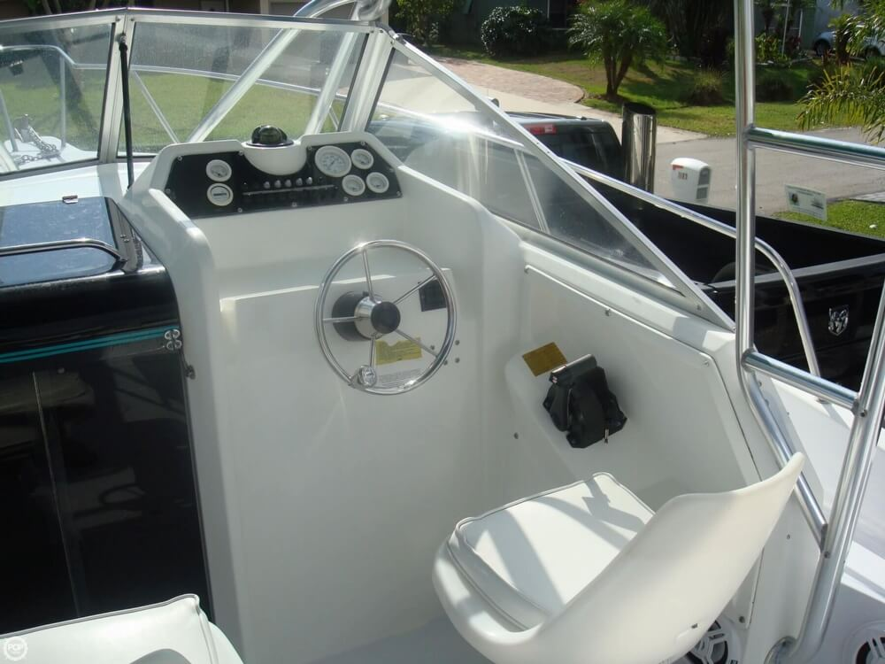 3717917L?2 sold aquasport explorer 245 in port saint lucie, fl pop yachts  at fashall.co