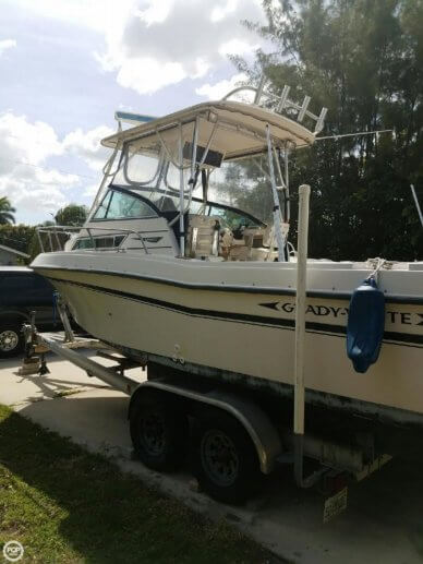 Grady-White 23, 23', for sale - $27,800