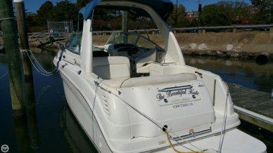 Sea Ray 260 Sundancer, 28', for sale - $50,000
