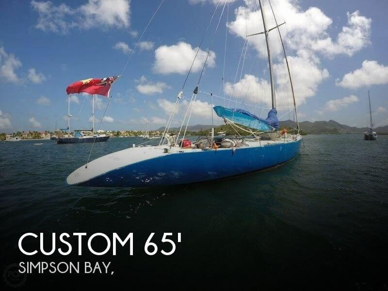 Used Custom Boats For Sale by owner | 1985 Custom 65