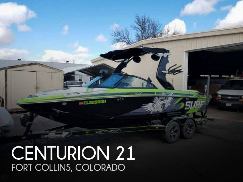 Used Boats For Sale in Cheyenne, Wyoming by owner | 2015 Centurion 21