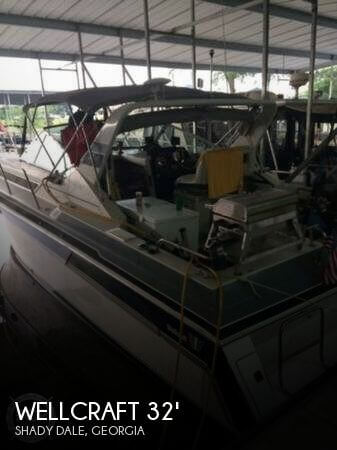 Used Wellcraft Boats For Sale in Georgia by owner | 1989 Wellcraft 32