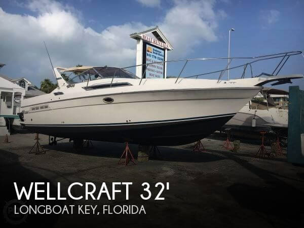 Used Wellcraft 32 Boats For Sale by owner | 1992 Wellcraft St. Tropez 32