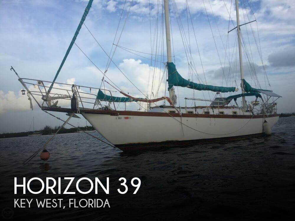 Used Horizon Boats For Sale by owner | 1982 Horizon 43