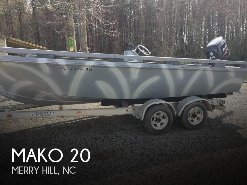 Used Boats For Sale by owner | 1982 Mako 20