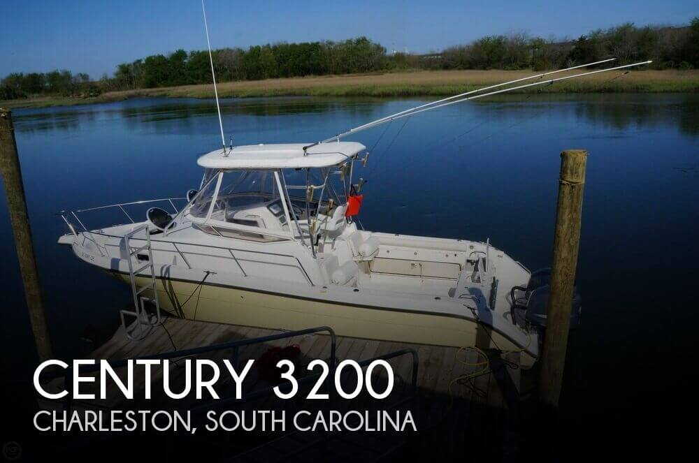 Used Century Boats For Sale by owner | 2006 Century 3200
