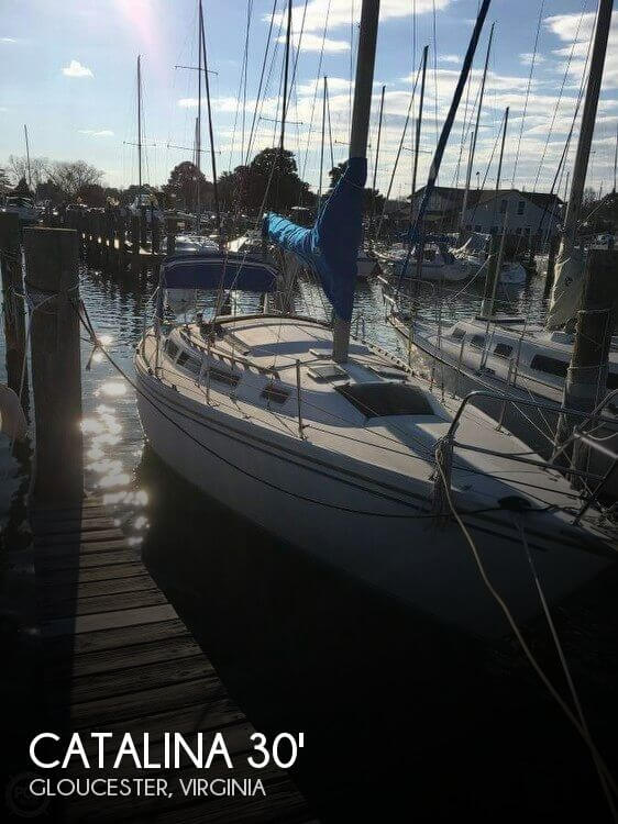 1985 CATALINA YACHTS 30 for sale