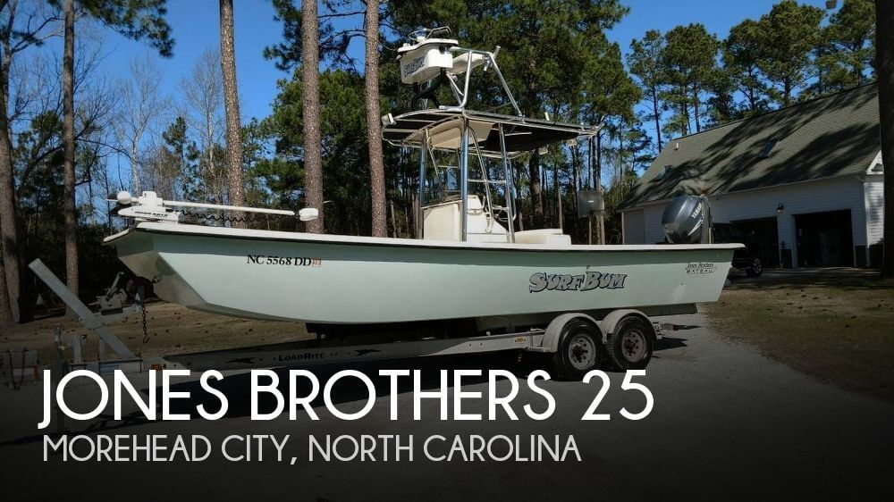 Jones brothers 25 for sale in morehead city nc for for Fishing morehead city nc