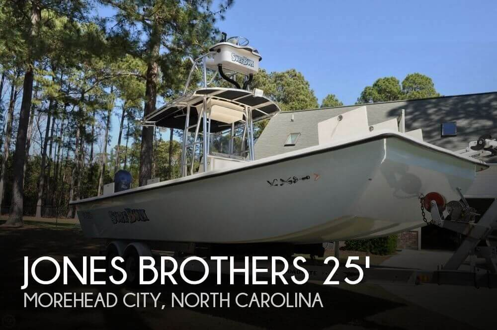 Sold jones brothers 25 bateau boat in morehead city nc for Morehead city fishing