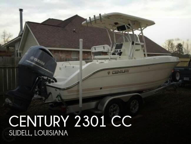 Used Century Boats For Sale by owner | 2015 Century 23
