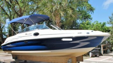 Sea Ray 240 Sundeck, 26', for sale - $24,750