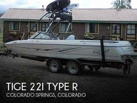 Used Boats For Sale in Denver, Colorado by owner | 2002 Tige 22