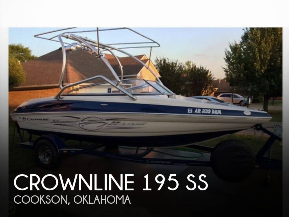 Used Crownline Ski Boats For Sale by owner | 2012 Crownline 19