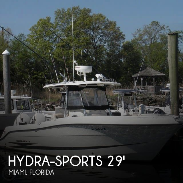 Used Hydra-Sports Boats For Sale by owner | 2006 Hydra-Sports 29