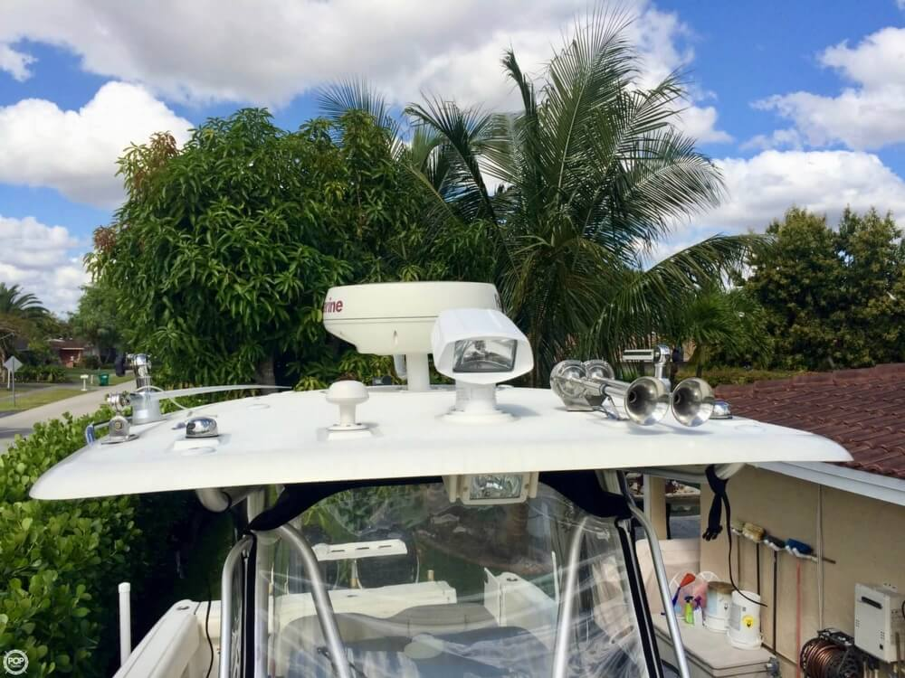 2006 Hydra-Sports boat for sale, model of the boat is 2900 CC Vector & Image # 10 of 40