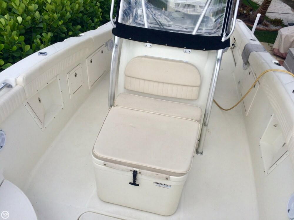 2006 Hydra-Sports boat for sale, model of the boat is 2900 CC Vector & Image # 34 of 40