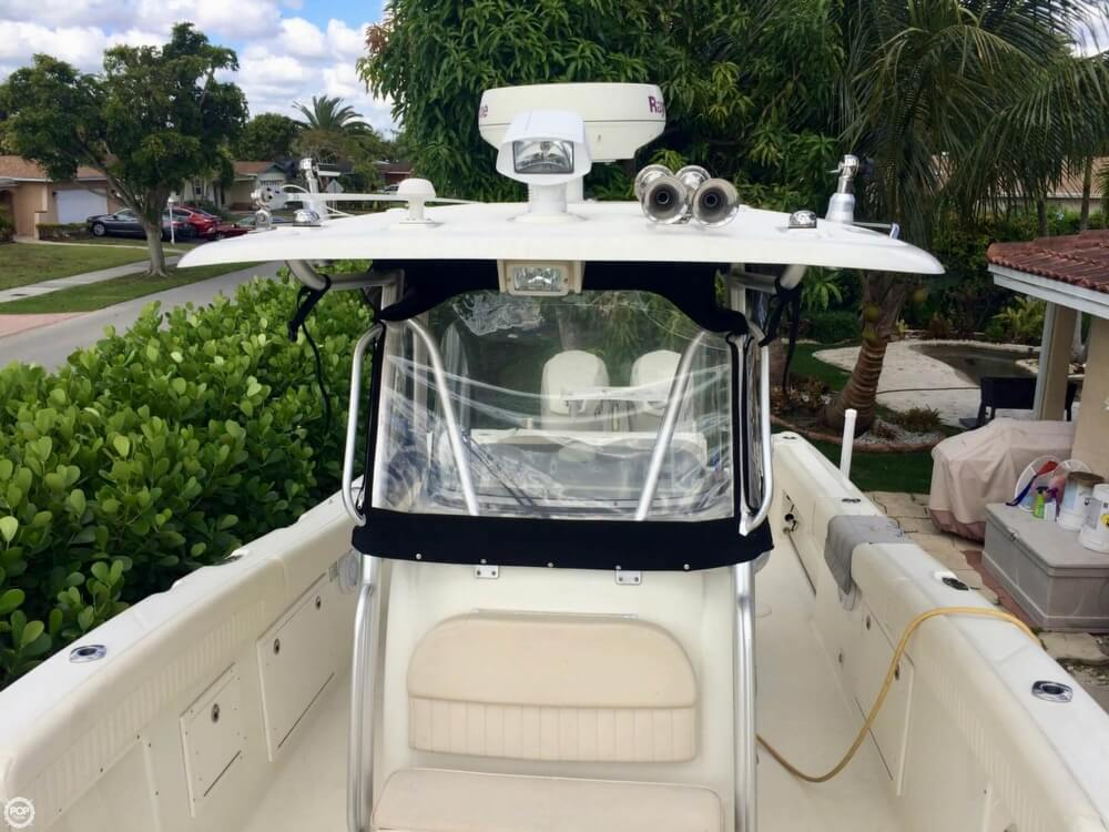 2006 Hydra-Sports boat for sale, model of the boat is 2900 CC Vector & Image # 35 of 40