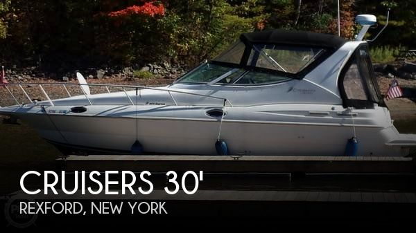 Used Boats For Sale in Albany, New York by owner | 2001 Cruisers Yachts 30