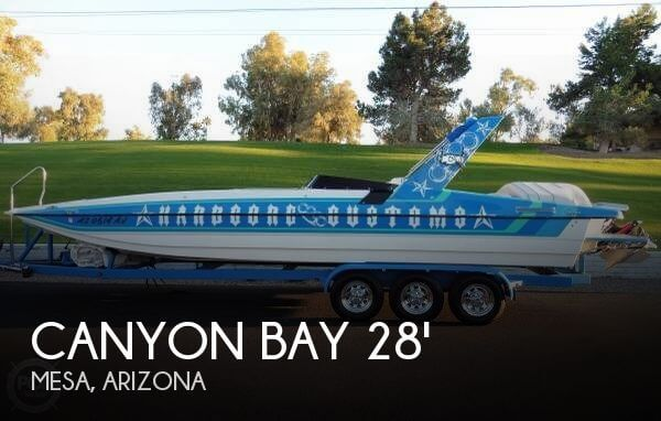 Used Canyon Bay Boats For Sale by owner | 1992 Canyon Bay 27