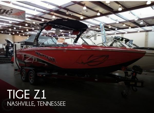 Used Boats For Sale in Nashville, Tennessee by owner | 2016 Tige 21