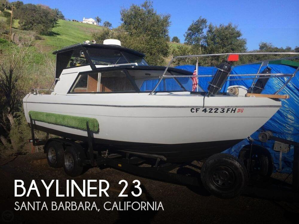 Used Bayliner 23 Boats For Sale by owner | 1973 Bayliner 23