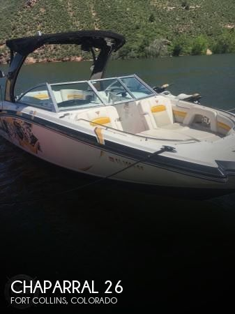 Used Chaparral Boats For Sale by owner | 2013 Chaparral 26
