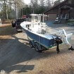Working Lobster Boat
