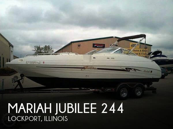 Used Mariah Boats For Sale by owner | 1999 Mariah 24